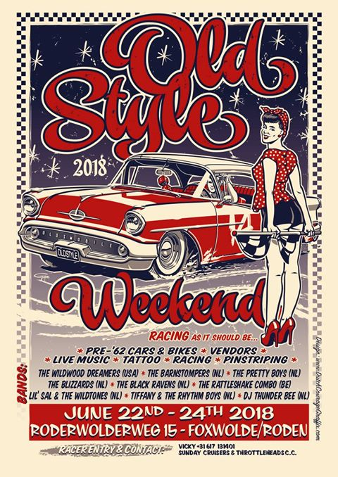 Old style weekend