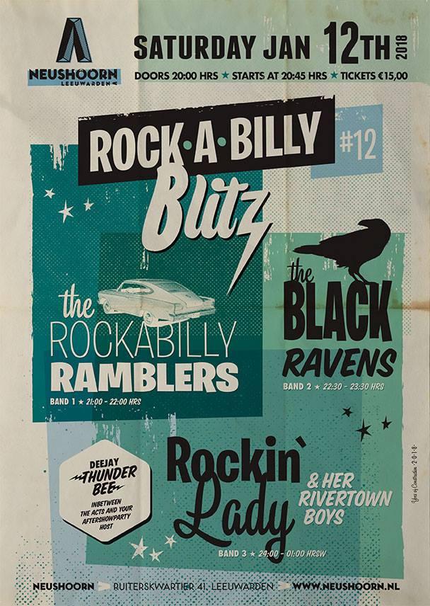 rockabilly bliz